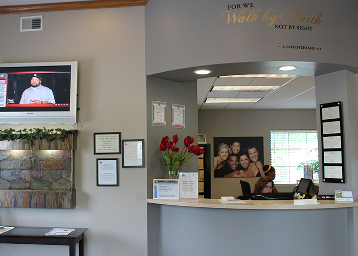 Joslyn Smile Center reception
