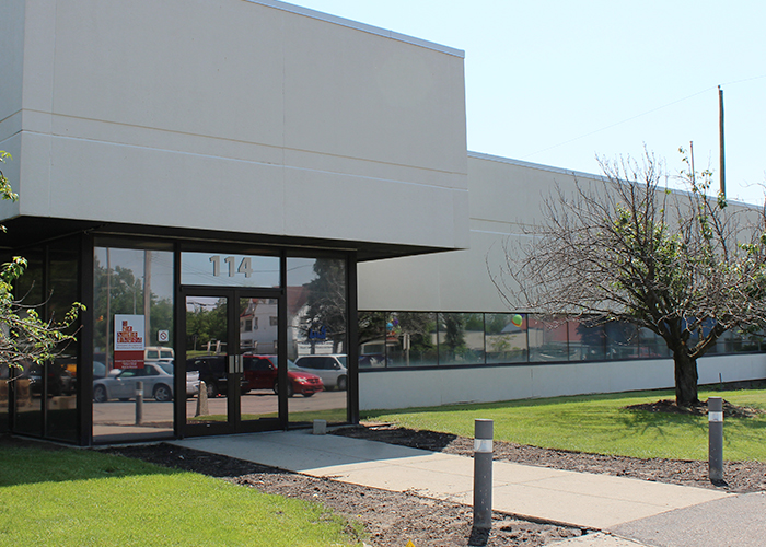 Orchard Lake Center building