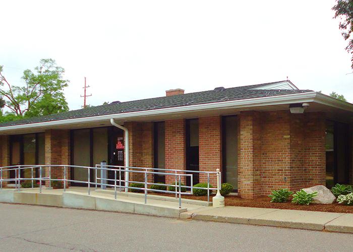 Plum Hollow Center building