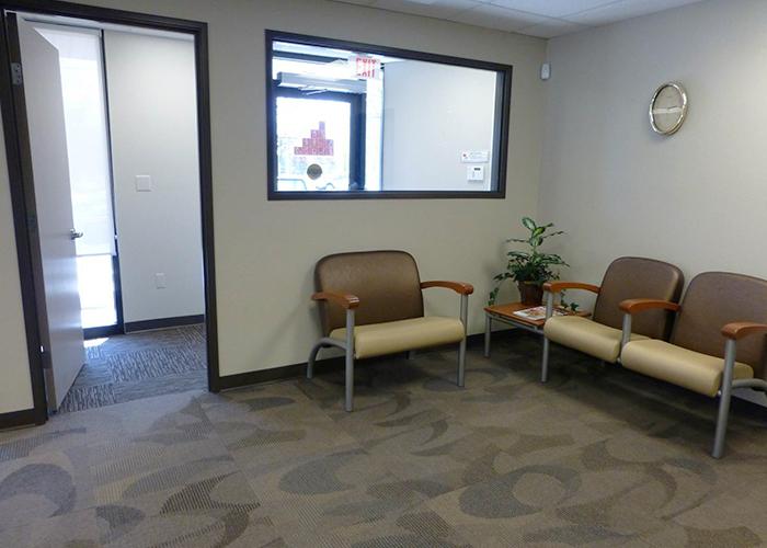 Plum Hollow Center lobby