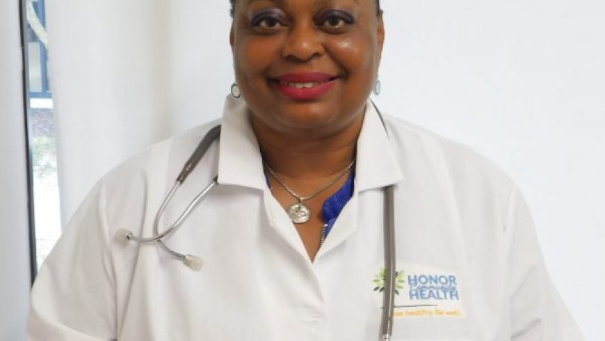 Dr. Deidre Claiborue:  Passionate and Hardworking Doctor