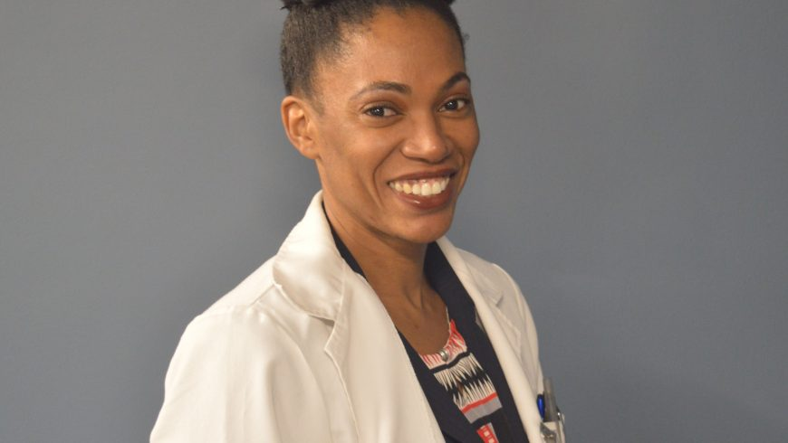 Dr. LaToya Austin: An Open Door, A Warm Smile, and A Helping Hand