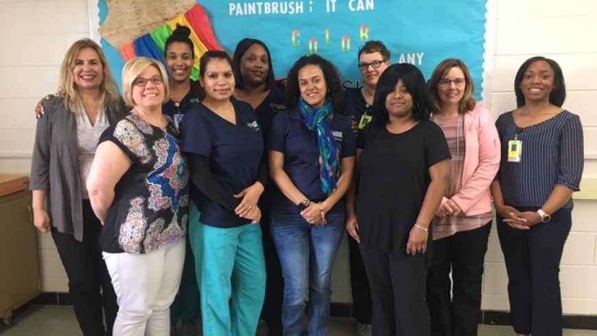 Spotlight on Pontiac High School Health Center