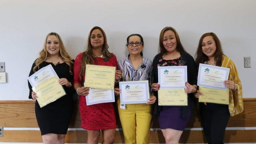 Honor Staff Completes Community Health Worker Training