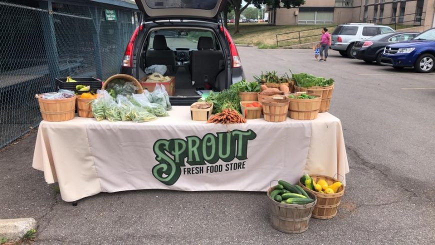 Vouchers for FREE vegetables and Fruits at Sprout!