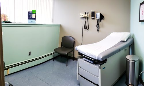Baldwin Exam Room