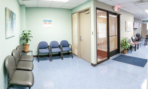 Baldwin Waiting Room